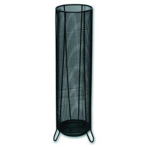Drátěný stojan na deštníky - černý