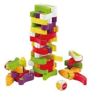 Zeleninová věž - hra