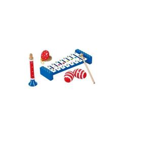Sada hudebních nástrojů