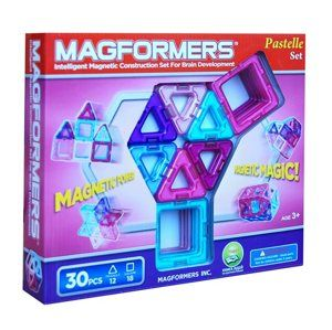 Magformers - Pastelle 30