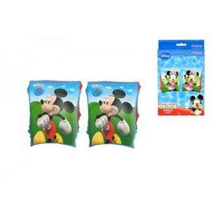 Rukávky Minnie/Mickey Mouse nafukovací 23x15cm 3-6let, mix motivů