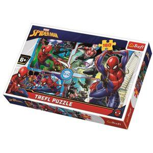 Puzzle Spiderman - Zachránce 160 dílků