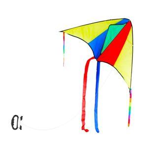 Létající drak nylonový 110 x 63 cm