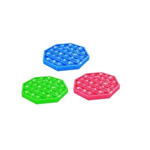 Bubble Pops - Praskající bubliny silikon antistresová hra s glitry