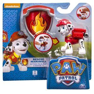Tlapková patrola Figurka s akčním batohem pro kluky mix motivů