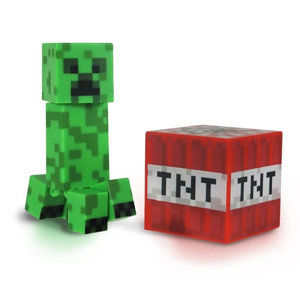 Figurka Minecraft - Creeper