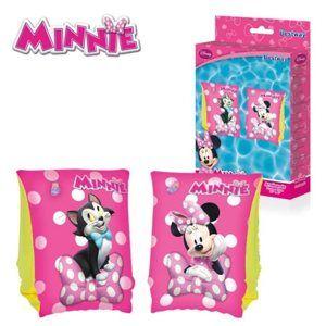Rukávky Minnie nafukovací 25x15cm 3-6let
