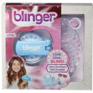 Blinger: Diamantová kolekce - tyrkysová