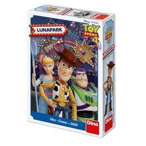 Toy Story 4 Disney Lunapark společenská stolní hra