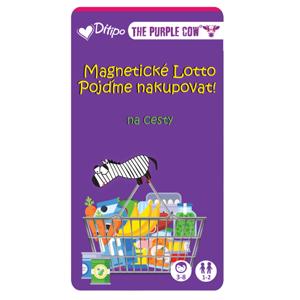 Magnetická hra Lotto - Pojďme nakupovat