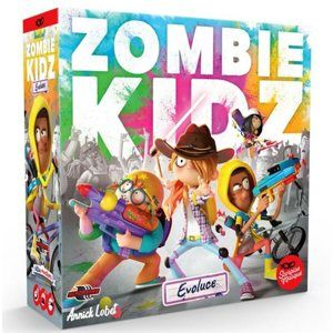 Zombie Kids - Evoluce