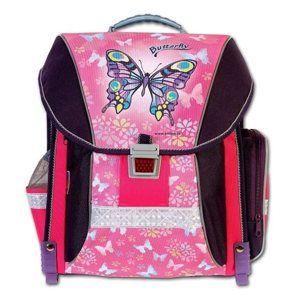 Školní batoh Emipo - Butterfly