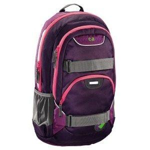 Studentský batoh Coocazoo - Rayday - Purple Magnetic