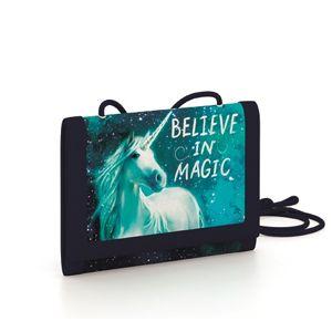 Dětská peněženka OXY - Unicorn/Jednorožec 2020