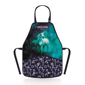Zástěra do výtvarné výchovy - Unicorn/Jednorožec 2020