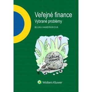 Veřejné finance - vybrané problémy - Bojka Hamerníková