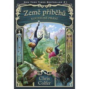 Země příběhů - Kouzelné přání - Chris Colfer
