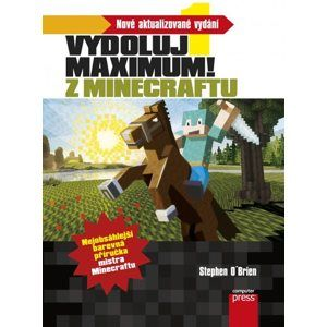 Minecraft - Vydoluj maximum! - Stephen O'Brien