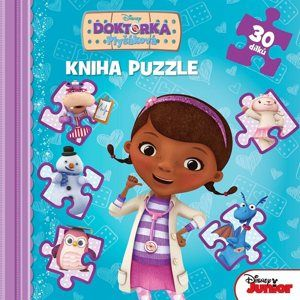 Knihy s puzzle