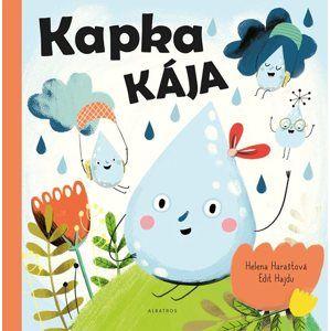 Kapka Kája - Helena Haraštová