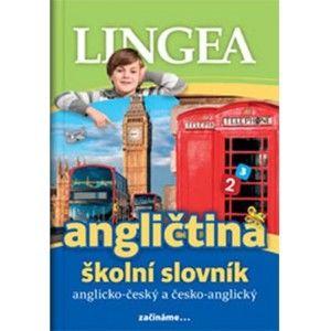 Angličtina školní slovník