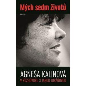 Mých sedm životů - Jana Juráňová