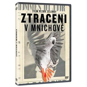 DVD Ztraceni v Mnichově - Petr Zelenka