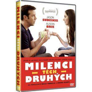 DVD Milenci těch druhých