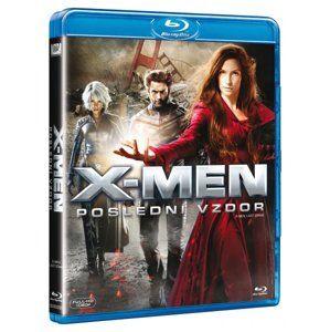 X-Men: Poslední vzdor Blu-ray - Brett Ratner