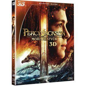 Percy Jackson: Moře nestvůr Blu-ray 3D + 2D - Thor Freudenthal