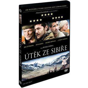 DVD Útěk ze Sibiře - Peter Weir