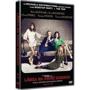 DVD Láska na první dobrou - Michael Winterbottom