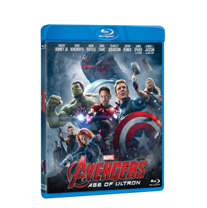Avengers: Age of Ultron Blu-ray - Joss Whedon