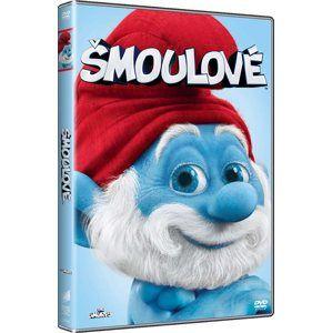 DVD Šmoulové - Raja Gosnell