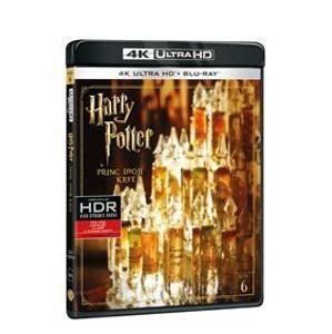 Harry Potter a Princ dvojí krve 2Blu-ray UHD+BD