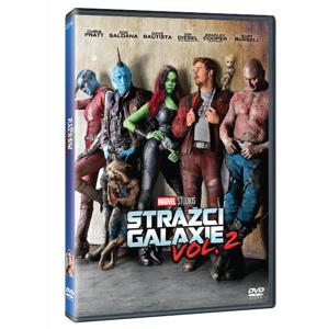 DVD Strážci Galaxie Vol. 2