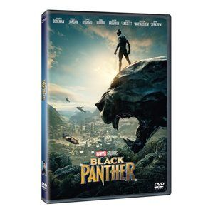 DVD Black Panther