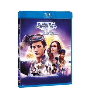 Ready Player One: Hra začíná Blu-ray