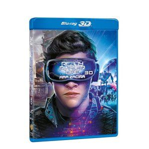 Ready Player One: Hra začíná 2Blu-ray 3D+2D