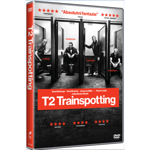 DVD T2 Trainspotting