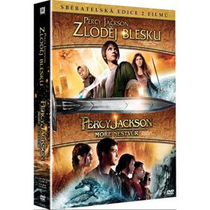 Percy Jackson kolekce 2 DVD