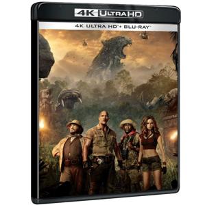 Jumanji: Vítejte v džungli! UHD + Blu-ray