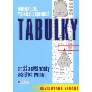 Matematické, fyzikální a chemické tabulky - Květoslava Růžičková, Bohumír Kotlík, Zdeněk Vošický, Vladimír Lank, kolektiv autorů