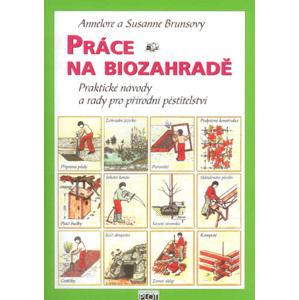Práce na biozahradě - Annelore a Susanne Brunsovy
