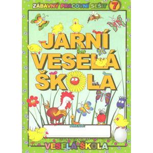 Jarní veselá škola - Mihálik Jan