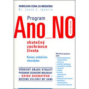 Program Ano NO skutečný zachránce života - Ignarro Louis J. Dr.