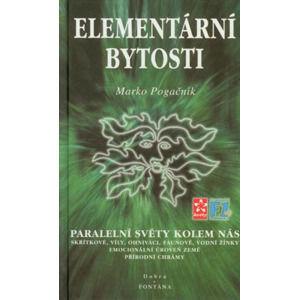 Elementární bytosti - Pogačnik Marko