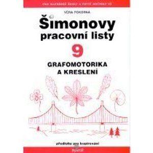 Šimonovy pracovní listy 9 /2.vydání/ - Pokorná Věra