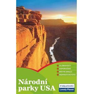 Národní parky USA - průvodce Lonely planet