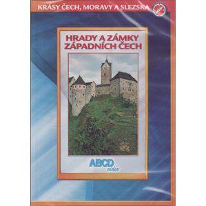 DVD - Hrady a zámky západních Čech - turistický videoprůvodce (86 min.) - neuveden